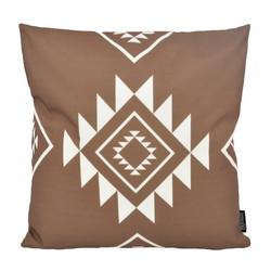 Ibiza Brown - Outdoor | 45 x 45 cm | Kussenhoes | Katoen