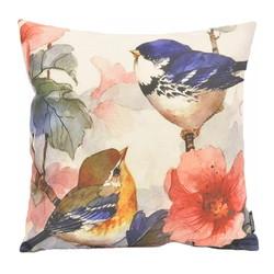 Romantic Birds | 45 x 45 cm | Kussenhoes | Katoen/Polyester