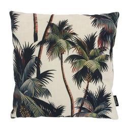 Palm Trees | 45 x 45 cm | Kussenhoes | Linnen/Katoen