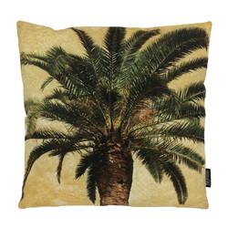 California Palm Tree | 45 x 45 cm | Kussenhoes | Katoen