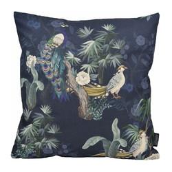 Chinese Birds | 45 x 45 cm | Kussenhoes | Katoen/Linnen