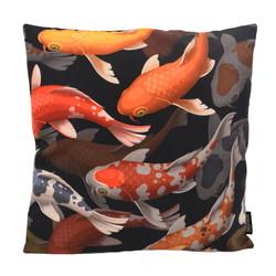 Koi Carps   45 x 45 cm   Kussenhoes   Katoen/Polyester