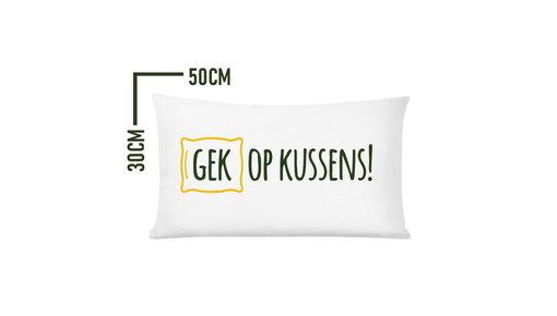 Kussenhoes 30 x 50 cm