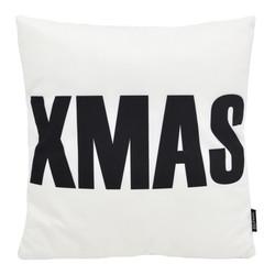 XMAS White | 45 x 45 cm | Kussenhoes | Katoen/Polyester
