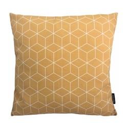 Geometric Yellow | 45 x 45 cm | Kussenhoes | Katoen