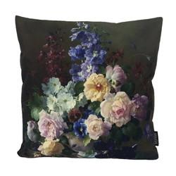 Flower Bouquet #2 | 45 x 45 cm | Kussenhoes | Linnen/Katoen