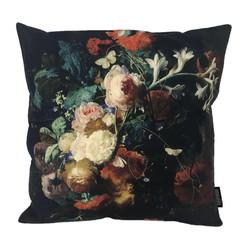 Flower Bouquet #3 | 45 x 45 cm | Kussenhoes | Linnen/Katoen