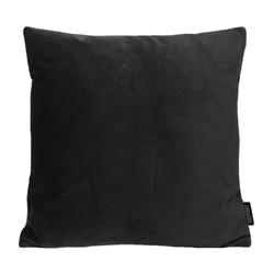 Velvet Zwart | 45 x 45 cm | Kussenhoes | Velvet/Polyester