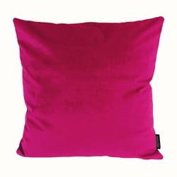 Velvet Roze | 45 x 45 cm | Kussenhoes | Velvet/Polyester