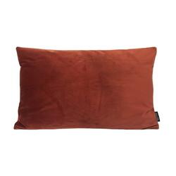 Velvet Roest Long | 30 x 50 cm | Kussenhoes | Polyester