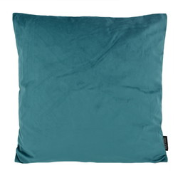 Velvet Petrol | 45 x 45 cm | Kussenhoes | Velvet/Polyester