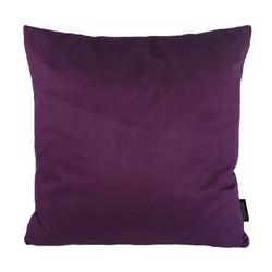 Velvet Paars | 45 x 45 cm | Kussenhoes | Velvet/Polyester