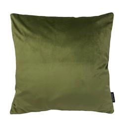 Velvet Olijfgroen | 45 x 45 cm | Kussenhoes | Polyester