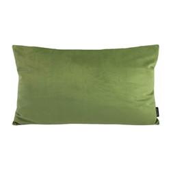 Velvet Mosgroen Long | 30 x 50 cm | Kussenhoes | Polyester