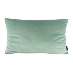 Velvet Groen Long   30 x 50 cm   Kussenhoes   Polyester