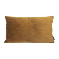 Velvet Goud / Bruin Long   30 x 50 cm   Kussenhoes   Polyester