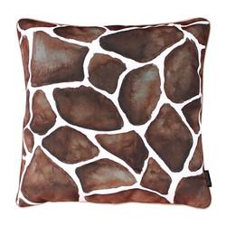 Velvet Giraffe Print | 45 x 45 cm | Kussenhoes | Velvet/Polyester