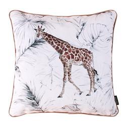 Velvet Giraffe | 45 x 45 cm | Kussenhoes | Velvet/Polyester