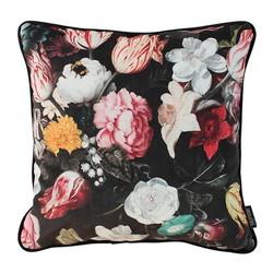 Velvet Flowers | 45 x 45 cm | Kussenhoes | Velvet/Polyester