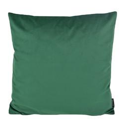 Velvet Donkergroen | 45 x 45 cm | Kussenhoes | Polyester