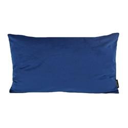 Velvet Donkerblauw Long | 30 x 50 cm | Kussenhoes | Polyester