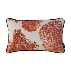 Velvet Coral Long   30 x 50 cm   Kussenhoes   Velvet/Polyester