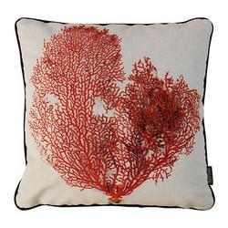 Velvet Coral   45 x 45 cm   Kussenhoes   Velvet/Polyester