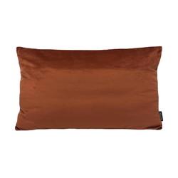 Velvet Cognac Bruin Long | 30 x 50 cm | Kussenhoes | Polyester