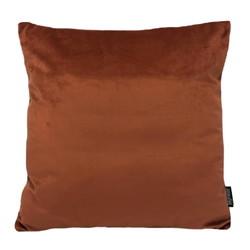 Velvet Cognac Bruin | 45 x 45 cm | Kussenhoes | Polyester