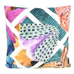Velvet Butterfly #2   45 x 45 cm   Kussenhoes   Velvet/Polyester