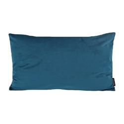 Velvet Blauw Long | 30 x 50 cm | Kussenhoes | Polyester