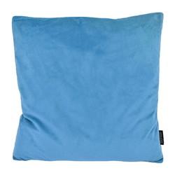 Velvet Baby Blauw   45 x 45 cm   Kussenhoes   Polyester