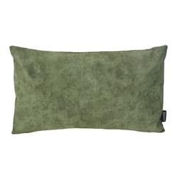 Olivia Groen Long | 30 x 50 cm | Kussenhoes | Polyester