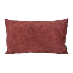 Olivia Donkerrood Long | 30 x 50 cm | Kussenhoes | Polyester