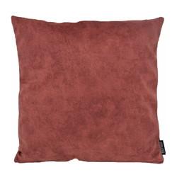 Olivia Donkerrood | 45 x 45 cm | Kussenhoes | Polyester
