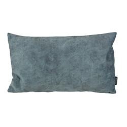 Olivia Blauwgroen Long | 30 x 50 cm | Kussenhoes | Polyester