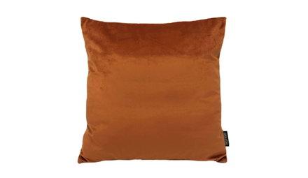 Kussenhoes Oranje/Roest
