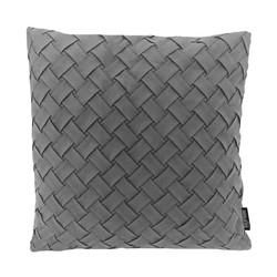 Nexa Suedine Donkergrijs | 45 x 45 cm | Kussenhoes | Suedine