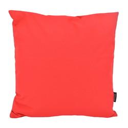 Florea Uni Rood | 45 x 45 cm | Kussenhoes | Katoen