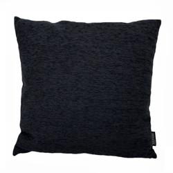 Indico Zwart | 45 x 45 cm | Kussenhoes | Katoen/Polyester