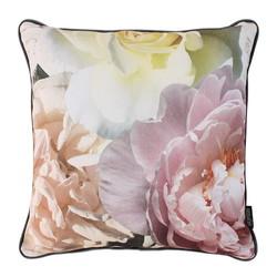 Jacquard Velvet Flowers | 45 x 45 cm | Kussenhoes | Velvet/Polyester