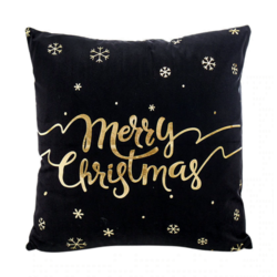 Merry Christmas | 45 x 45 cm | Kussenhoes | Katoen/Polyester
