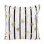 Golden Snow | 45 x 45 cm | Kussenhoes | Katoen/Polyester