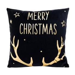 Christmas Reindeer | 45 x 45 cm | Kussenhoes | Katoen/Polyester
