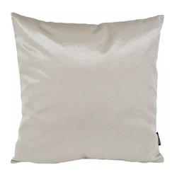 Velvet Zilver | 45 x 45 cm | Kussenhoes | Velvet/Polyester