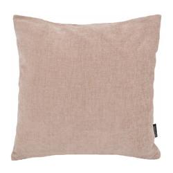 Chenille Roze   45 x 45 cm   Kussenhoes   Polyester
