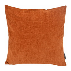 Chenille Roest | 45 x 45 cm | Kussenhoes | Polyester
