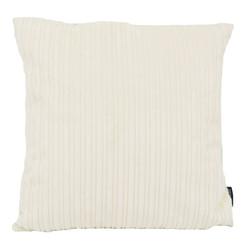 Corduroy Velvet Creme | 45 x 45 cm | Kussenhoes | Polyester