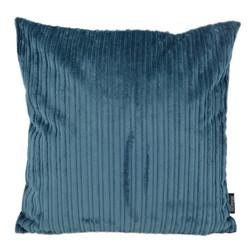 Corduroy Velvet Petrol | 45 x 45 cm | Kussenhoes | Polyester