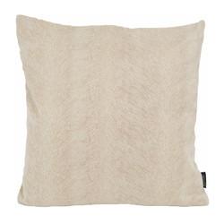 Fox Velvet Beige | 45 x 45 cm | Kussenhoes | Acryl / Polyester